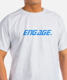 Star Trek Engage_a T-Shirt