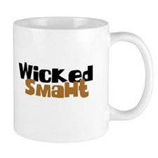 Wicked Smaht Small Mugs