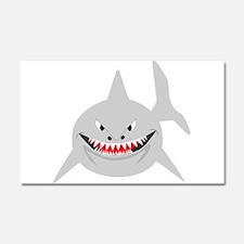 Shark Car Magnet 20 x 12