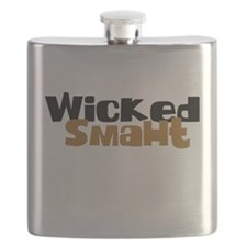 Wicked Smaht Flask