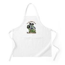 Bluetick Coonhound Gifts BBQ Apron