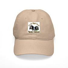 Bluetick Coonhound Gifts Baseball Cap