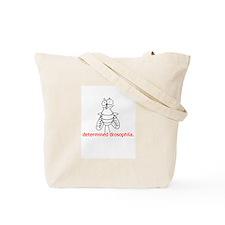 Drosophila Aggro! Tote Bag