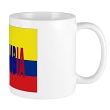 Colombia tricolor Mug