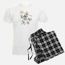 SEAL Team 3 Patch Pajamas