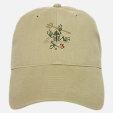 SEAL Team 3 Patch Baseball Baseball Cap