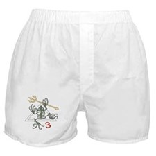 SEAL Team 3 Patch Boxer Shorts