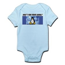 Linux Slide Infant Bodysuit