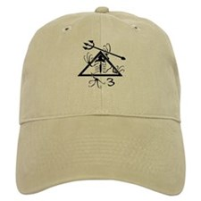 SEAL Team 3 Patch B-W Baseball Cap