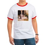MOTHER & PUPPIES Ringer T
