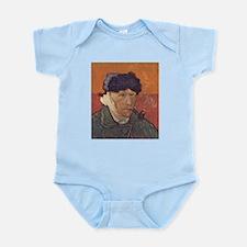 Van Gogh Self Portrait Infant Bodysuit