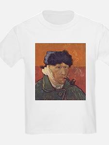 Van Gogh Self Portrait T-Shirt