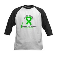 With All My Heart Lymphoma Tee