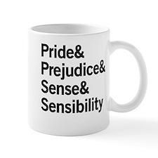 Austen Titles Mug