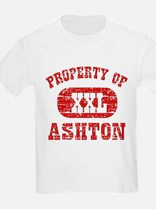Property Of Ashton T-Shirt