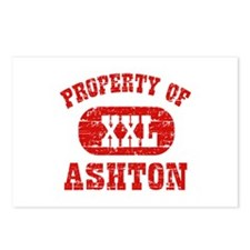 Property Of Ashton Postcards (Package of 8)