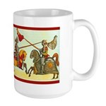 BAVARIAN TOURNAMENT Large Mug
