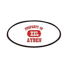 Property Of Ayden Patches