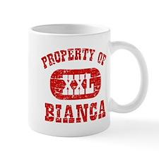 Property Of Bianca Mug