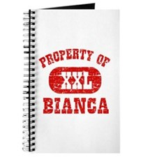 Property Of Bianca Journal
