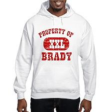 Property Of Brady Jumper Hoody
