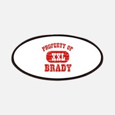 Property Of Brady Patches