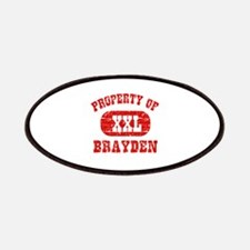 Property Of Brayden Patches