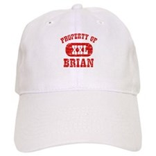 Property Of Brian Baseball Cap