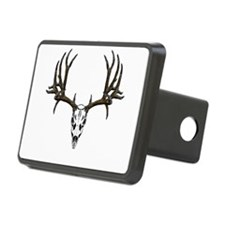 European mount mule deer Hitch Cover