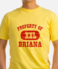 Property Of Briana T