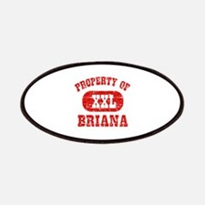 Property Of Briana Patches