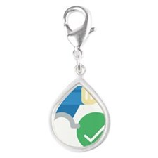 Hero in Life 2 Lymphoma Jewelry Case