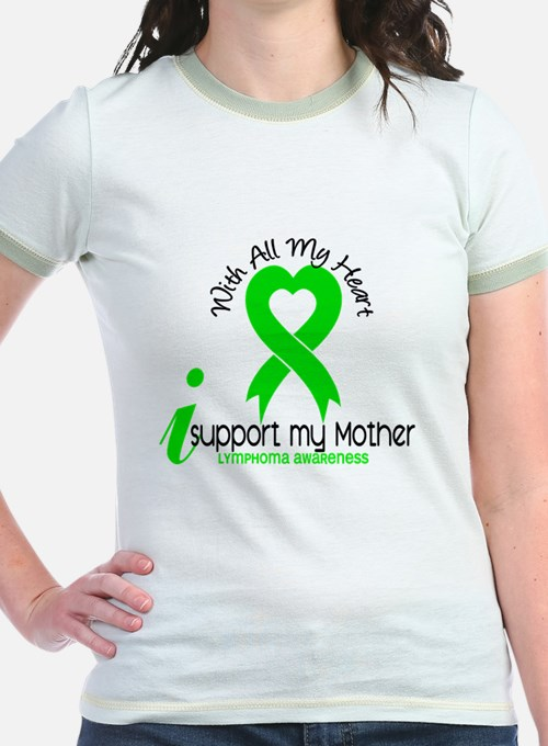 With All My Heart Lymphoma T
