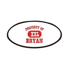 Property Of Bryan Patches