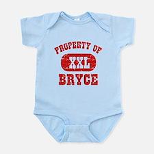 Property Of Bryce Infant Bodysuit