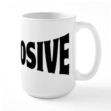 MAHOOSIVE Large Mug
