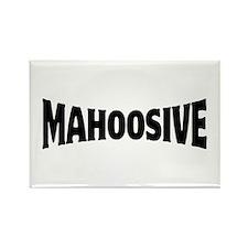 MAHOOSIVE Rectangle Magnet