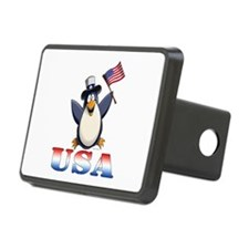 American Penguin Hitch Cover