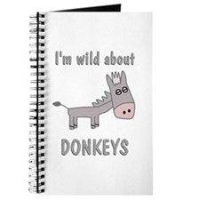Wild About Donkeys Journal