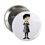 """Cool Mod Girl 2.25"""" Button (10 pack)"""