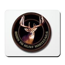 Whitetail Deer Hunting Mousepad