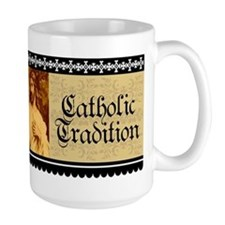Catholic Tradition Mug
