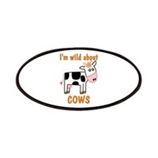 Wild About Cows Patches