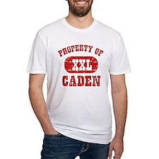 Property Of Caden Shirt