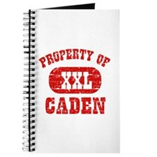 Property Of Caden Journal