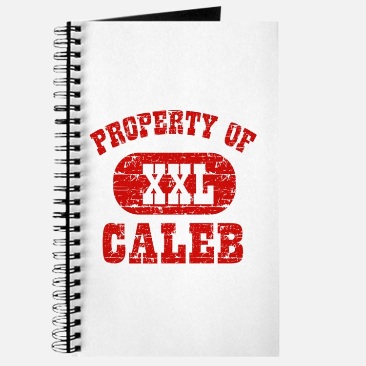 Property Of Caleb Journal
