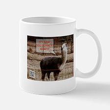 Gordon Ramsay Drama Llama Mug