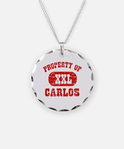 Property Of Carlos Necklace