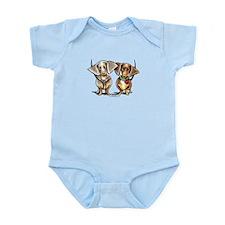 Dashing Dapples Infant Bodysuit