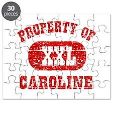Property Of Caroline Puzzle
